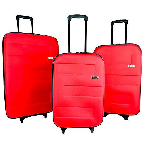 WS-BE1903-Poly Club Lightweight EVA Soft Case Travel Luggage