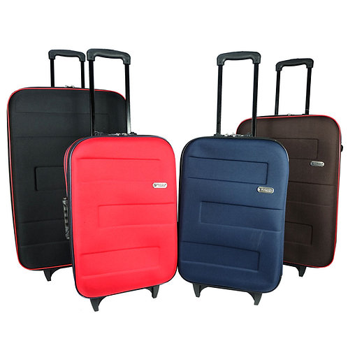 BE1903-Poly Club Lightweight EVA Soft Case Travel Luggage