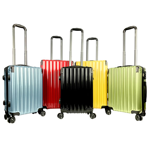 GiorX Ultra Strength Polycarbonate Hard Case Trolley Travel Luggage - GXA9950