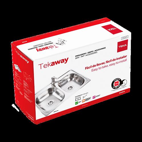 Kit Tekaway Tarja 840.560 2c Dvg 40136910