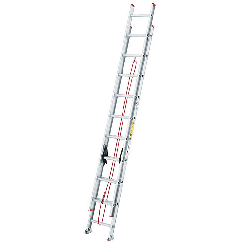 Escalera Extension 20 Esc. 5.17 Mts Tipo Iii 494-20n