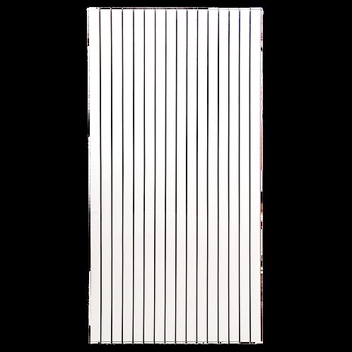 Decoramuro Bco Mdf 18x1.22x2.44
