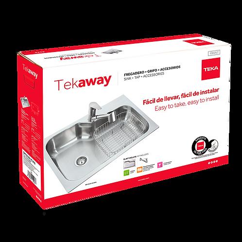 Kit Tekaway Tarja 840.560 (33.22) 1c Dm 40136911 Pasa 115010008