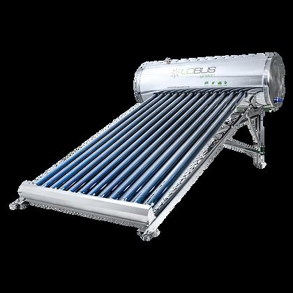 Calentador Solar Lobus baja Presión 160 Lts 12 Tubos