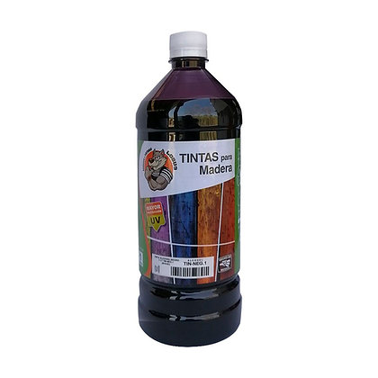 TINTA ALCOHOL NEGRO 1 LT TIN-NEG.1