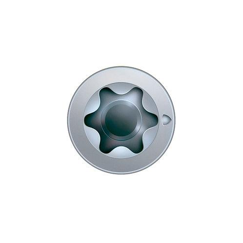 Tornillo Ra P/Concreto 7.5x80mm T30 (10 Pzas) (10) 27580