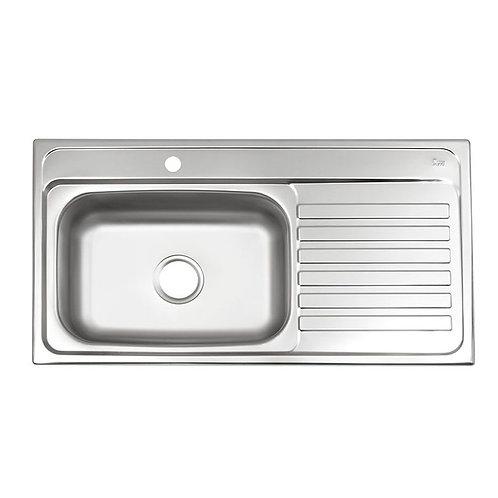 Tarja Empotrar 950.510 1c 1e Der. 8361130
