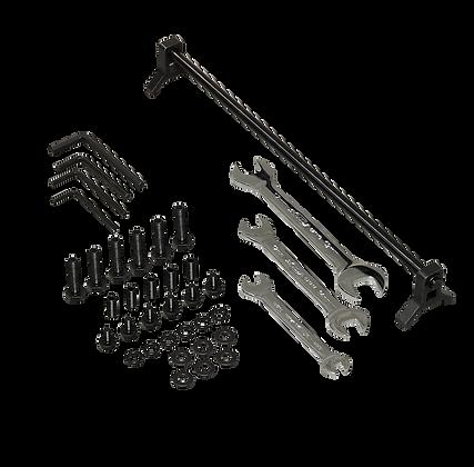 Kit de accesorios para Cepillo LOBUS