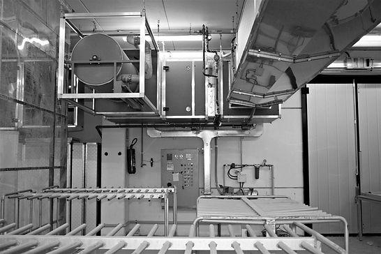 Impianti su misura per industrie tessili