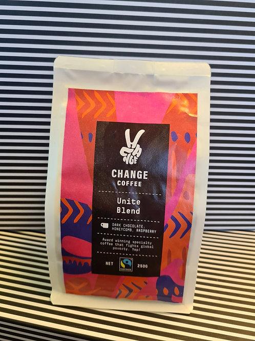 Unite Blend Change Coffee