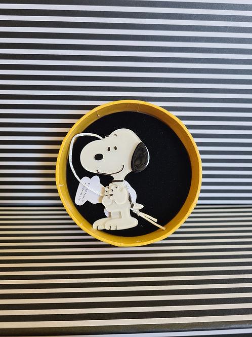 Snoopy Broach