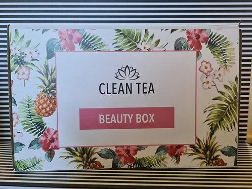 Clean Tea Beauty Box