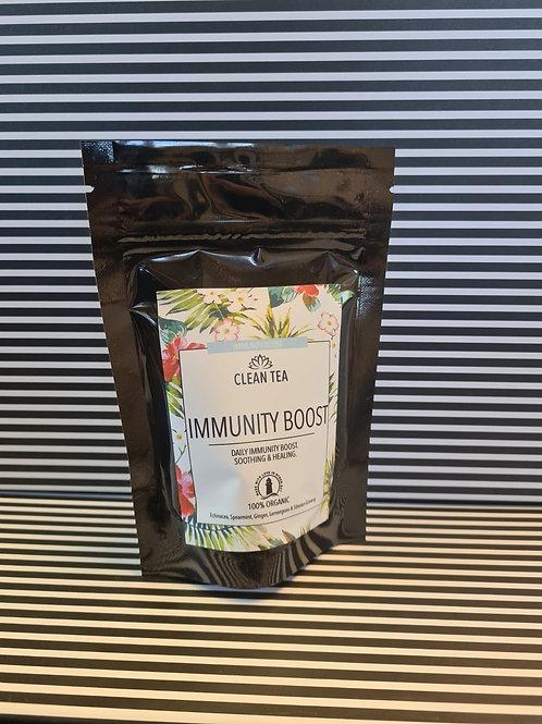 Clean Tea Immunity Boost