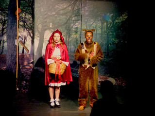 Helena featured in 'Little Red Riding Hood' Review - 'Plays to See'