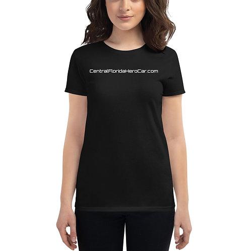 """Hero Car"" Women's short sleeve t-shirt"