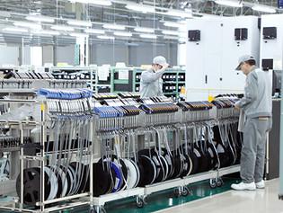 A produção em um cenário com alta variedade de produtos