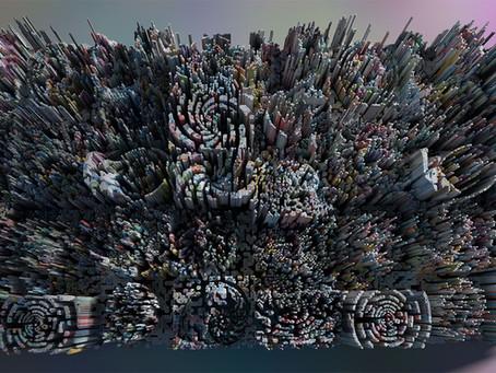 Sandra Crisp - Increasing automation and ubiquitous algorithmic process interwoven into 21st Century