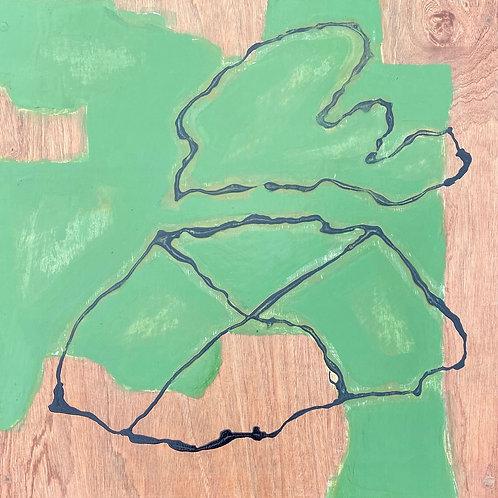 Wooden Portent 3