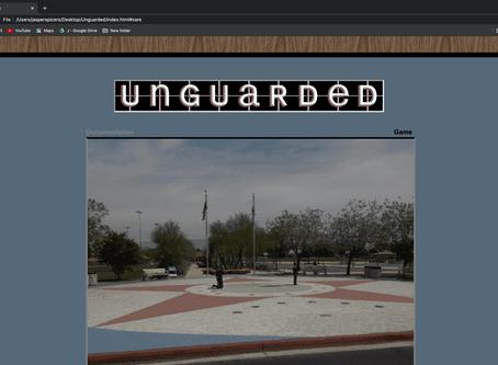 Feature: Jasper Spicero - Unguarded