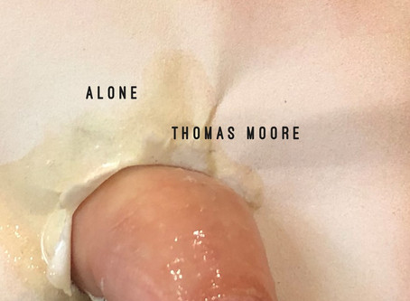 Feature: Thomas Moore - Writing Alone