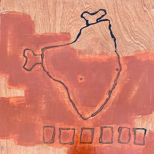 Wooden Portent 14