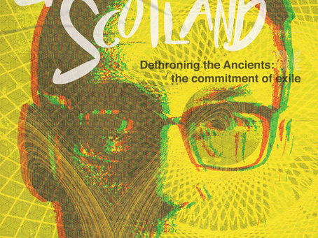 Excerpt: The Slotless City from the forthcoming Burroughs & Scotland - Chris Kelso