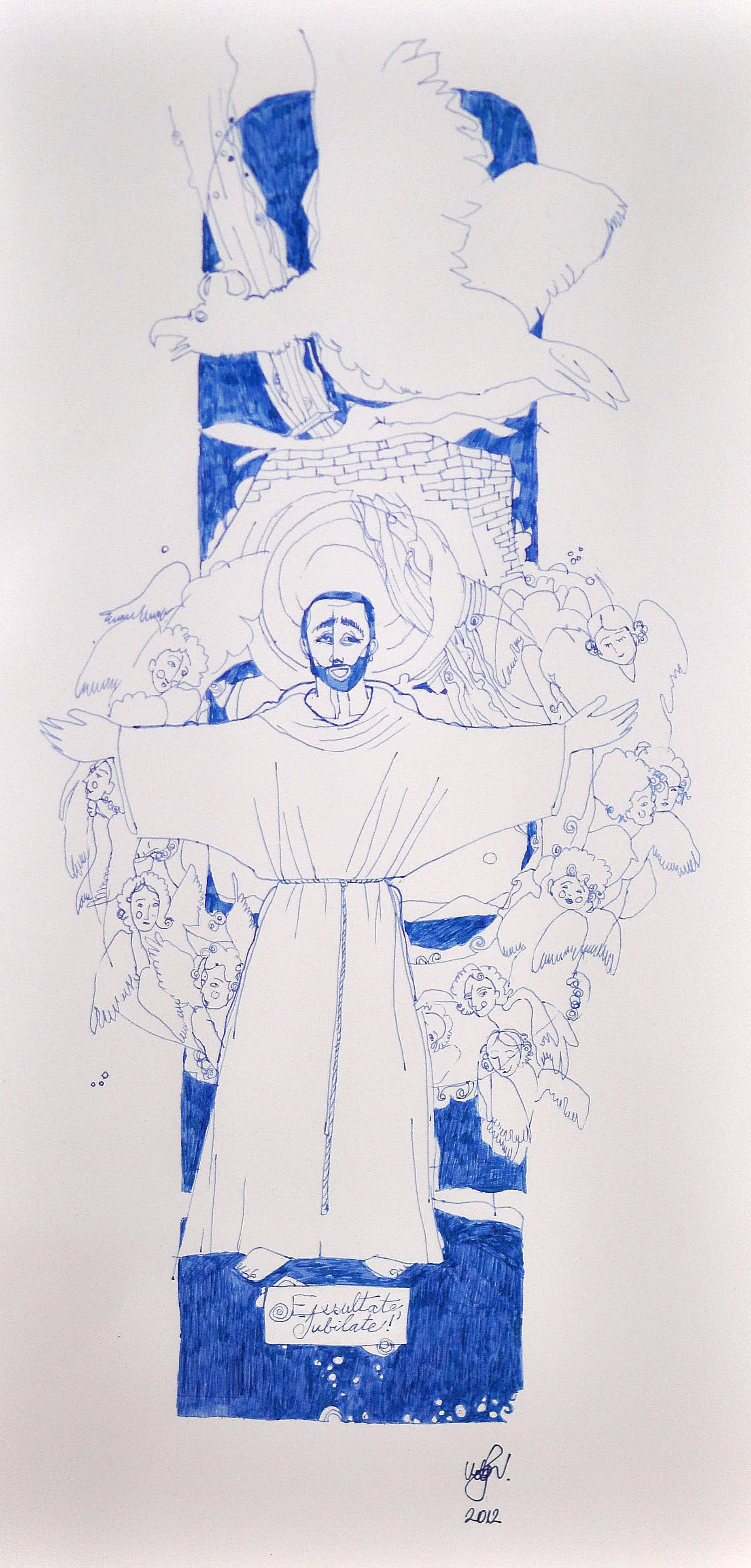 """Sermon to the Turul bird"""