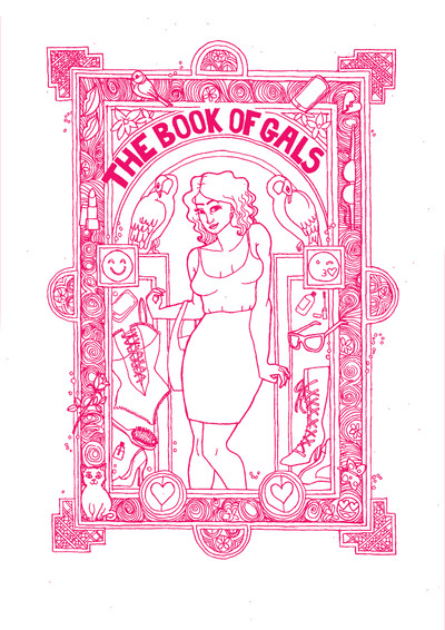 Book of Gals_cover