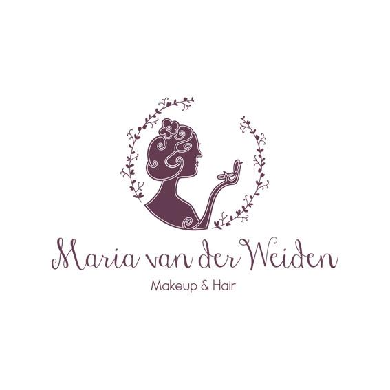 Logo Maria van der Weiden