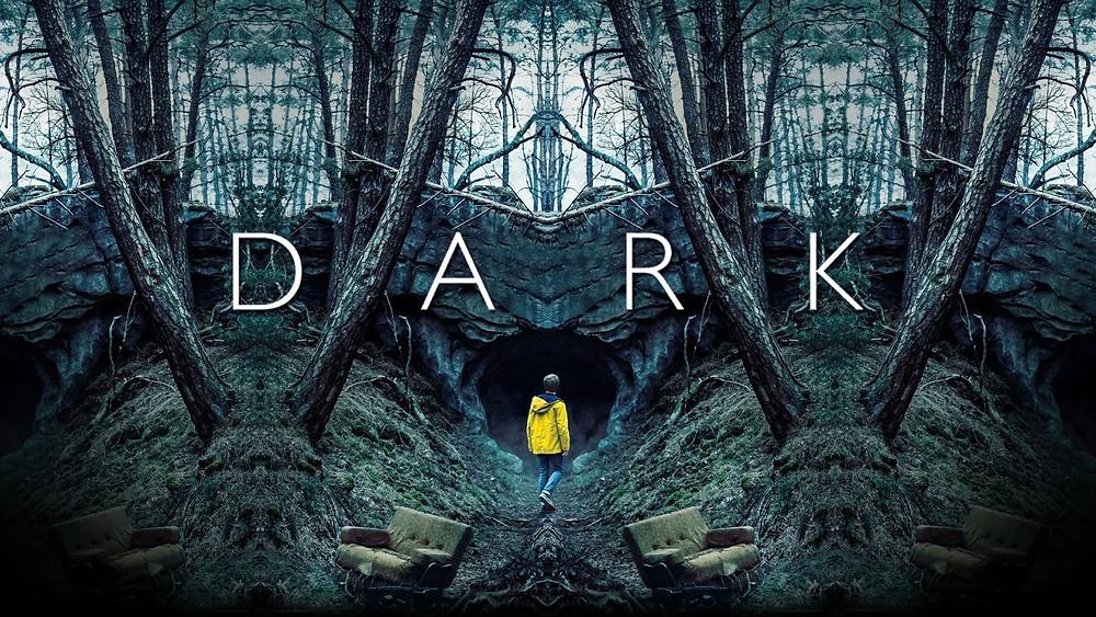 Jonas em imagem de divulgação de Dark no Netflix