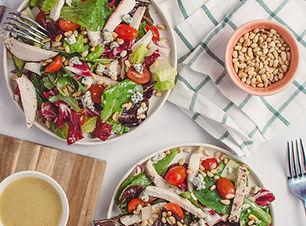 Kalorienarm Salat