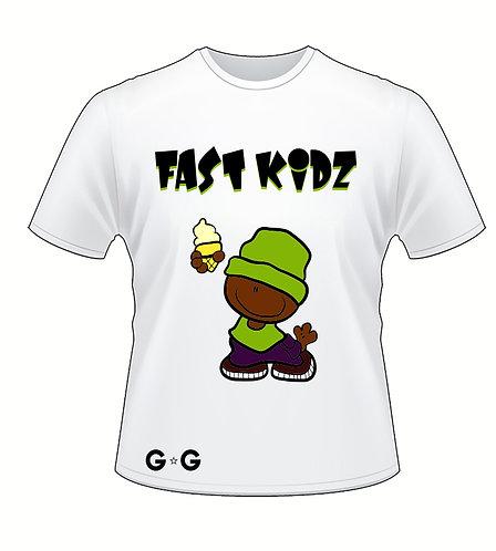 Fast Kidz Ice Creamer Tee