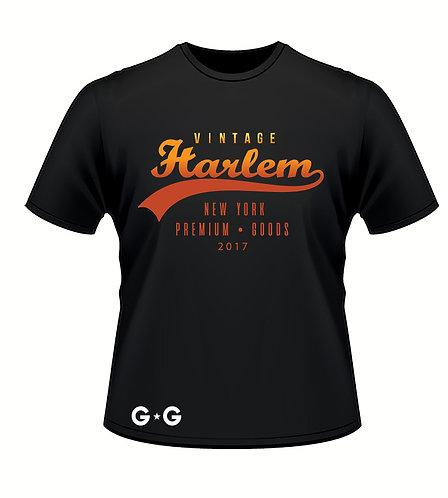 Vintage Harlem Sunset Tee