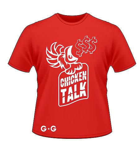 Chicken Talk Tee