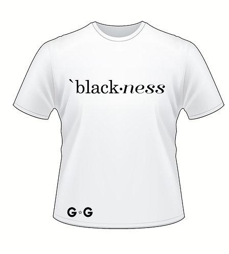 Blackness Tee