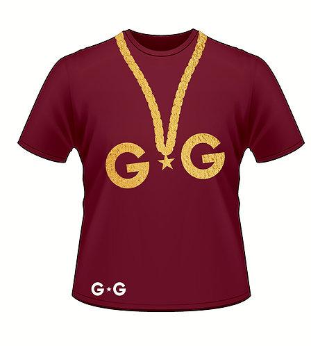 G Star G Gold Chain Tee