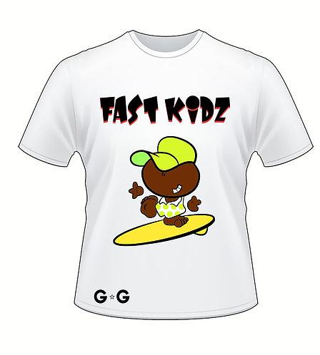 Fast Kidz Surfs Up Tee
