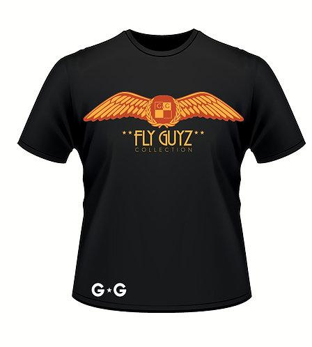 Fly Guyz - Orange Wings