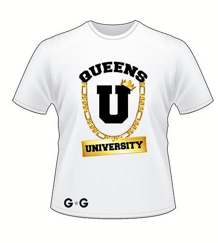 Queens University Tee