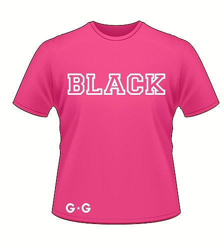 Black Pink Tee