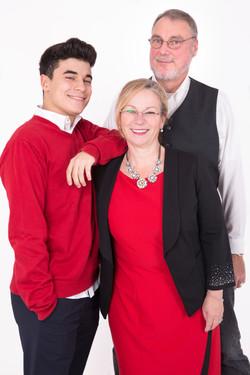Familienfotos - Studio