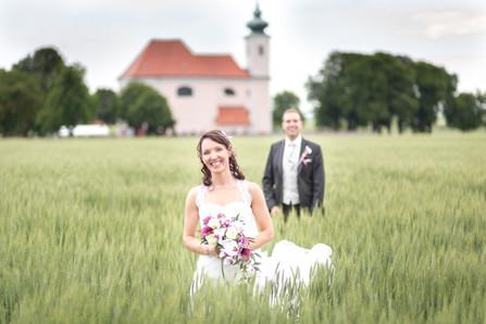 Hochzeit - Monika & Harald