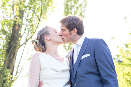 Hochzeit - Uschi & Berni