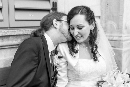 Hochzeit - Susanne & Stefan