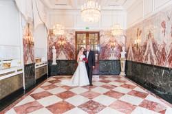 Hochzeit - Hotel Sacher
