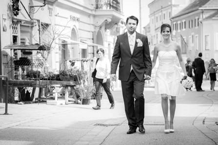 Standesamtliche Hochzeit - Claudia & Markus