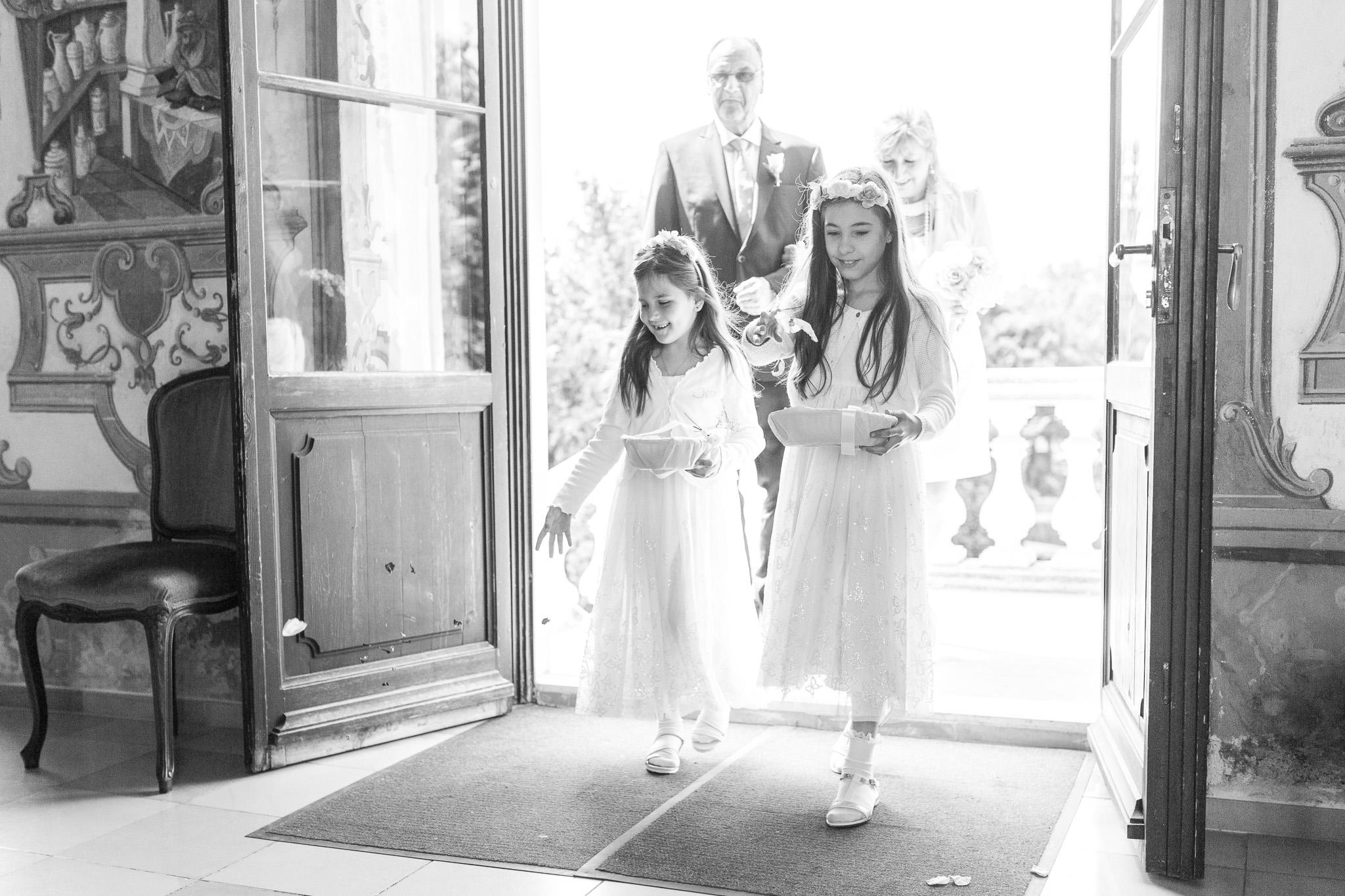 Hochzeit - Barockpavillon