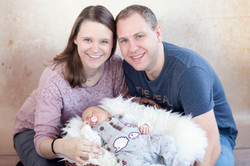 Familienfotos - Newborn
