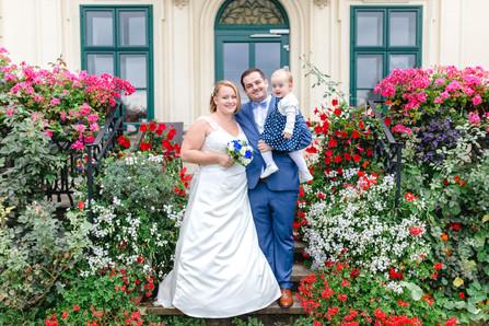 Hochzeit - Lisa & Bernhard