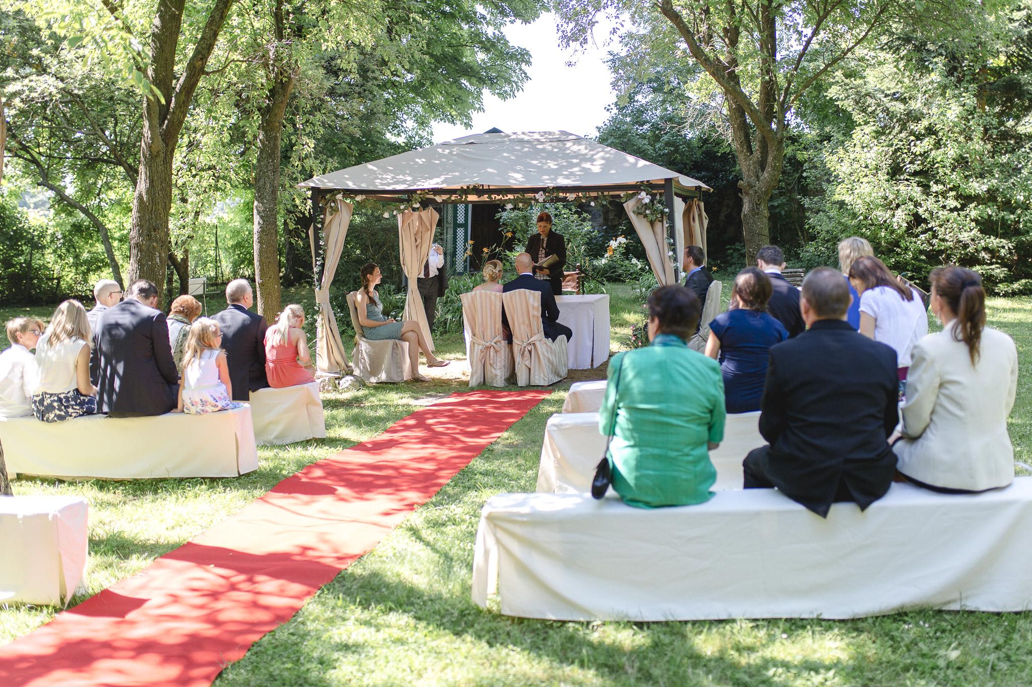 Hochzeit - Hugo Wolf Garten